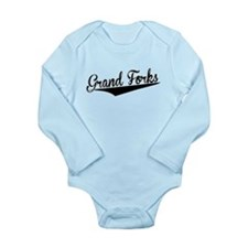 Grand Forks, Retro, Body Suit