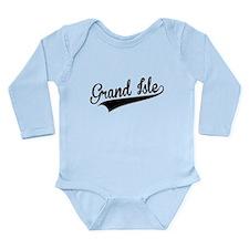Grand Isle, Retro, Body Suit