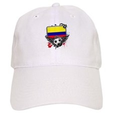 Soccer fans Colombia Baseball Baseball Cap