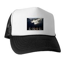 Erie Rain Clouds Trucker Hat