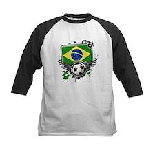Soccer fans Brazil Baseball Jersey