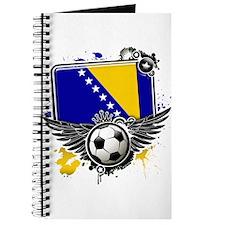 Soccer fans Bosnia Journal