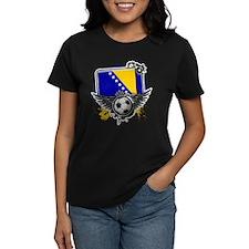 Soccer fans Bosnia T-Shirt