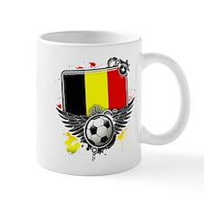 Soccer fans Belgium Mugs