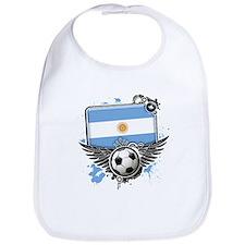 Soccer fans Argentina Bib