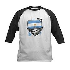 Soccer fans Argentina Baseball Jersey
