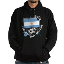 Soccer fans Argentina Hoodie