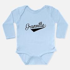 Granville, Retro, Body Suit