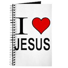 I Love Jesus Journal