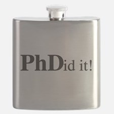 PhDid It! PhD Flask