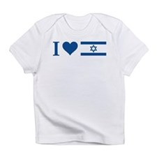 Cute I stand with israel Infant T-Shirt