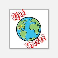 Ojai Earth Sticker