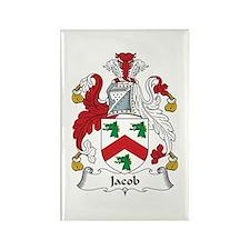 Jacob II Rectangle Magnet