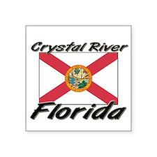 Crystal-River Sticker
