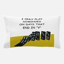 DOMINOES2 Pillow Case