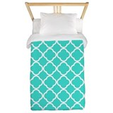Turquoise twin bedding Twin Duvet Covers