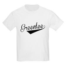 Greenlee, Retro, T-Shirt