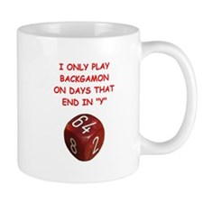BACKGAMMON4 Mugs