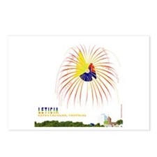 Leticia Postcards (Package of 8)