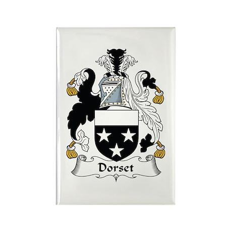 Dorset Rectangle Magnet