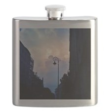 Cute Cumulus clouds Flask