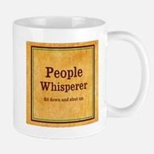 People Whisperer Mugs