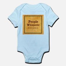 People Whisperer Body Suit