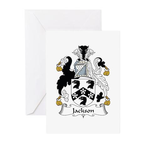 Jackson Greeting Cards (Pk of 10)