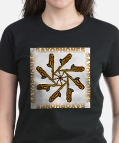 Saxophone Flower Shirts and G Tee