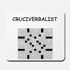 CROSSWORDS5 Mousepad