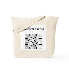 CROSSWORDS5 Tote Bag