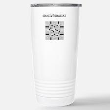 CROSSWORDS5 Travel Mug