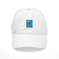 Funny Jelly Jar Jellyfish Baseball Cap
