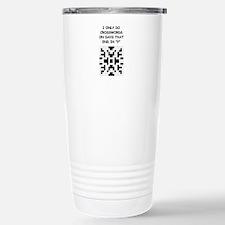 CROSSWORDS2 Travel Mug