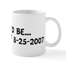 Soon to be... Mrs. Wolff 8-2 Mug