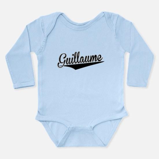 Guillaume, Retro, Body Suit