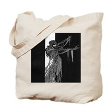 Fall of the House of Usher Tote Bag