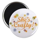 She's Crafty Magnet