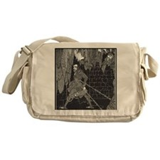The Cask of Amontillado Messenger Bag