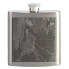 The Cask of Amontillado Flask