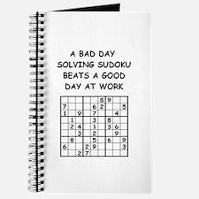 SUDOKU4 Journal