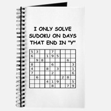SUDOKU3 Journal
