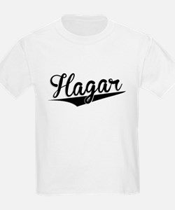 Hagar, Retro, T-Shirt
