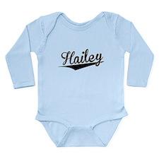 Hailey, Retro, Body Suit