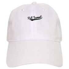 Hall Summit, Retro, Baseball Baseball Cap