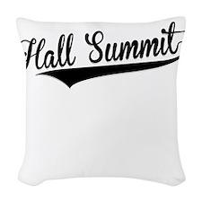 Hall Summit, Retro, Woven Throw Pillow