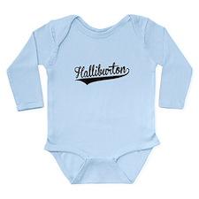 Halliburton, Retro, Body Suit