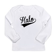 Halo, Retro, Long Sleeve T-Shirt