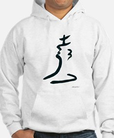 Abstract Chess Logo Hoodie