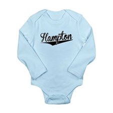 Hampton, Retro, Body Suit